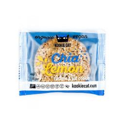 BIO Kookie cat chia, citron 50 g