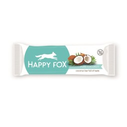 Kokosová tyčinka Happy fox 40 g