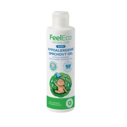 Hypoalergenní sprchový gel Baby Feel Eco 200 ml
