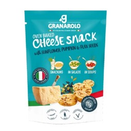 Cheese Snack Seed Mix 24 g