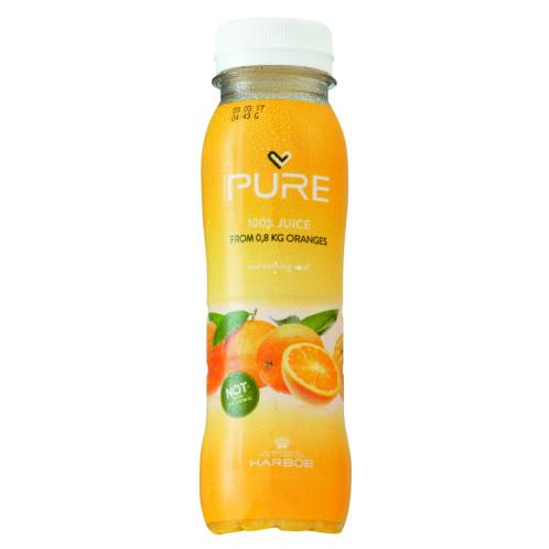 Levně Lisovaná šťáva pomeranč Pure 250 ml 250ml