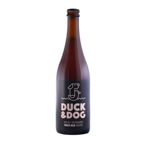 Duck&Dog Pale Ale 12° 750 ml